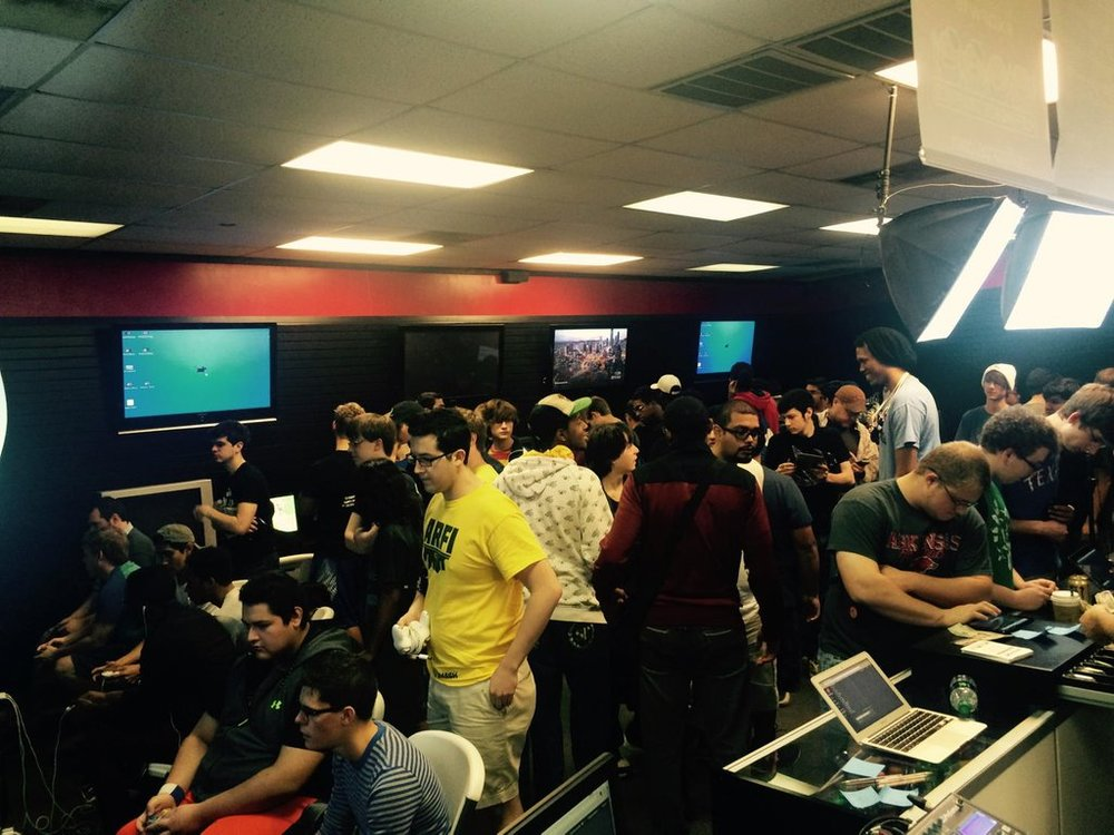 This season's Smash 4 $1K broke the record for entrants at an FX Game Exchange tournament with 136 entrants!