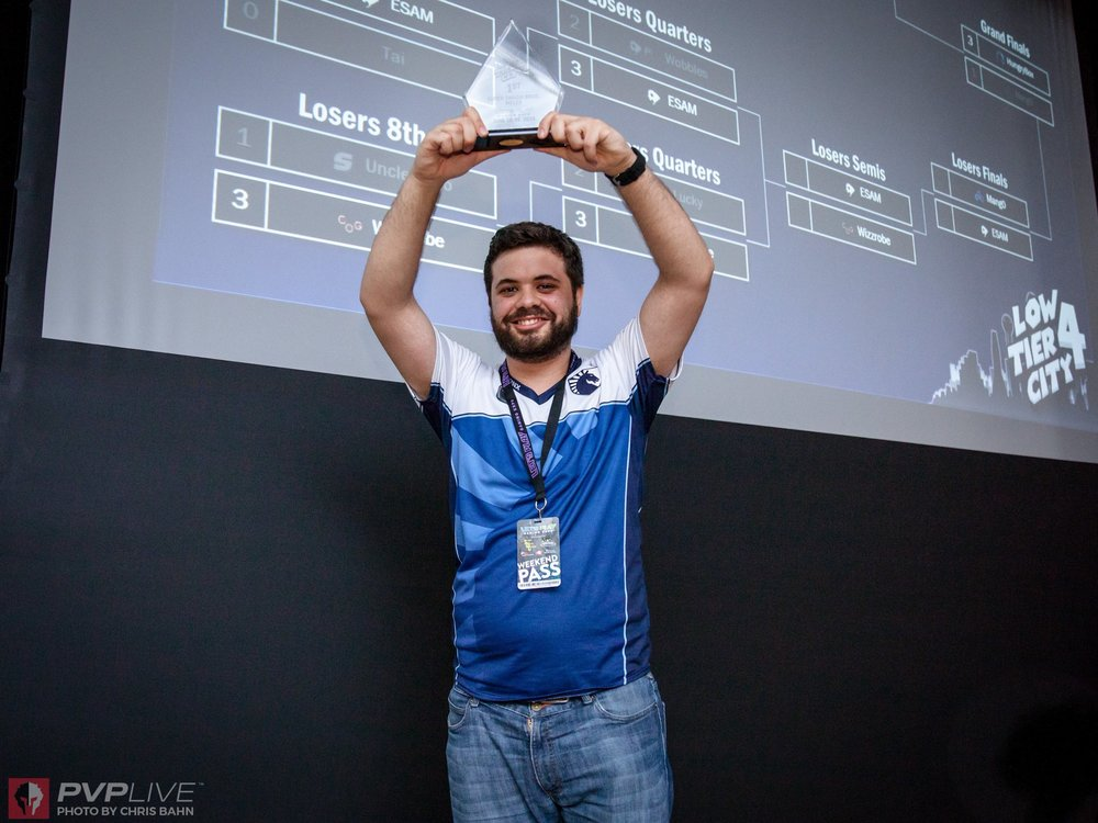 Liquid | Hungrybox: the Low Tier City 4 Melee champion!