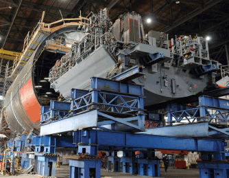 Equipment Raft Load