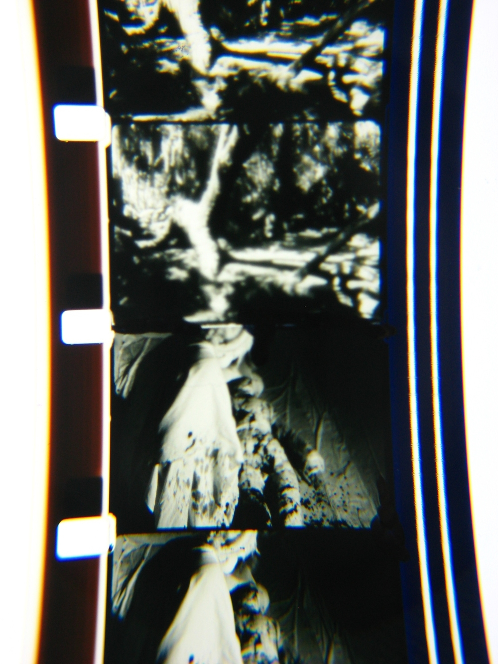 "16mm Film Still ""Tunnels"" 2010"