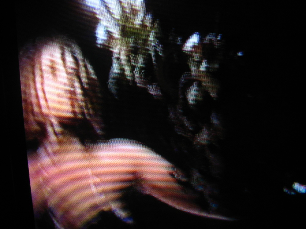 FIREWALKING Video Still, 1-Channel U-Matic Video Tape, Rognes France 1993