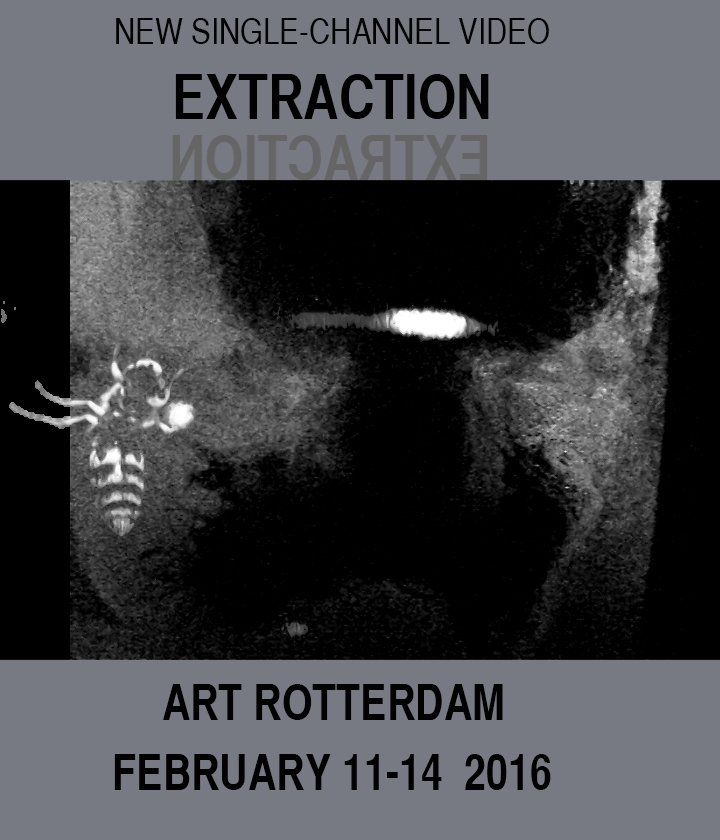 EXTRACTION ART ROTTERDAM