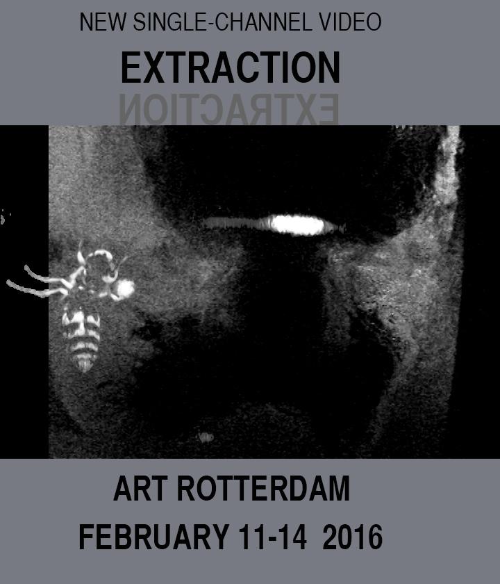 EXTRACTION ART ROTTERDAM