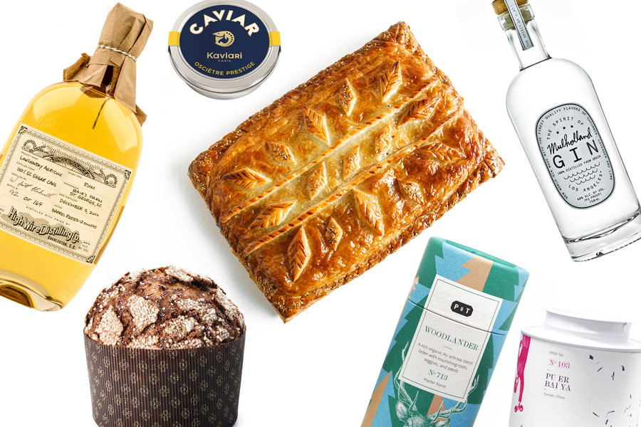 Edible Luxuries: 15 Perfect Holiday Party Snacks    Departures