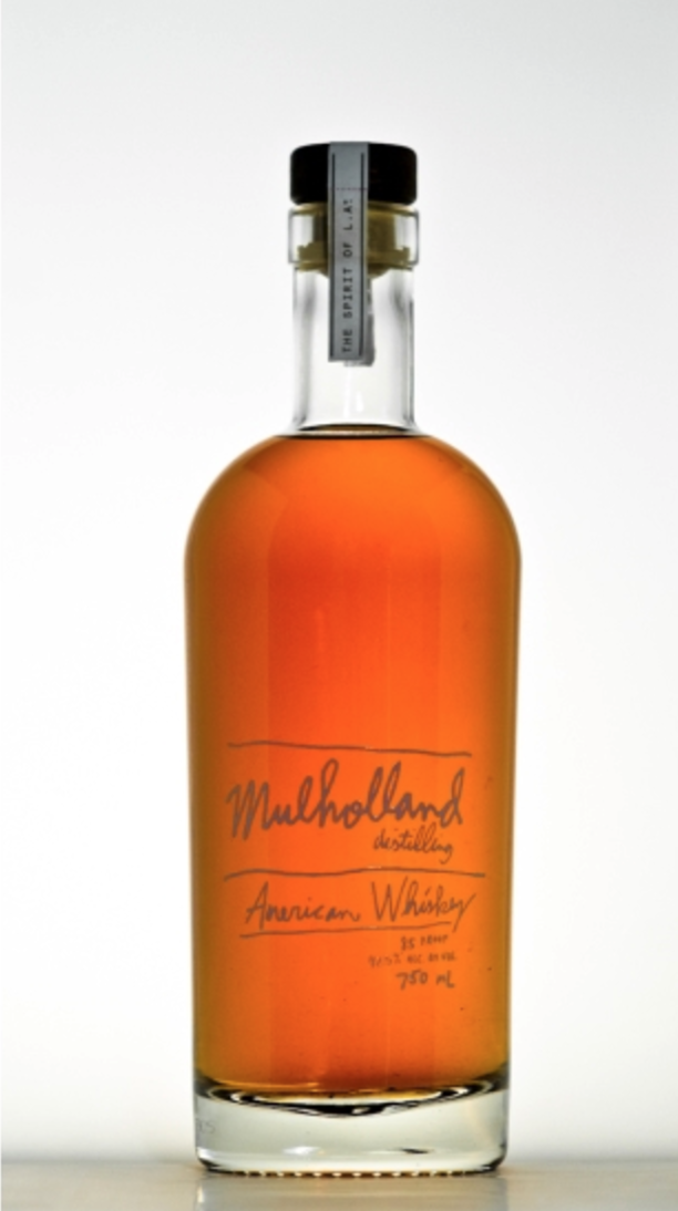 Mulholland American Whiskey Beverage Industry