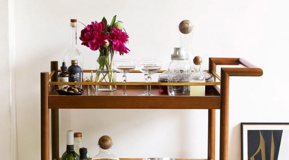 Bar Cart Essentials Every Mixologist Keeps In Stock    The Zoe Report