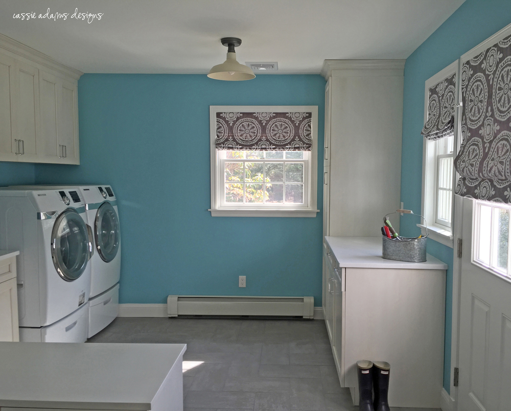 westchester laundry room