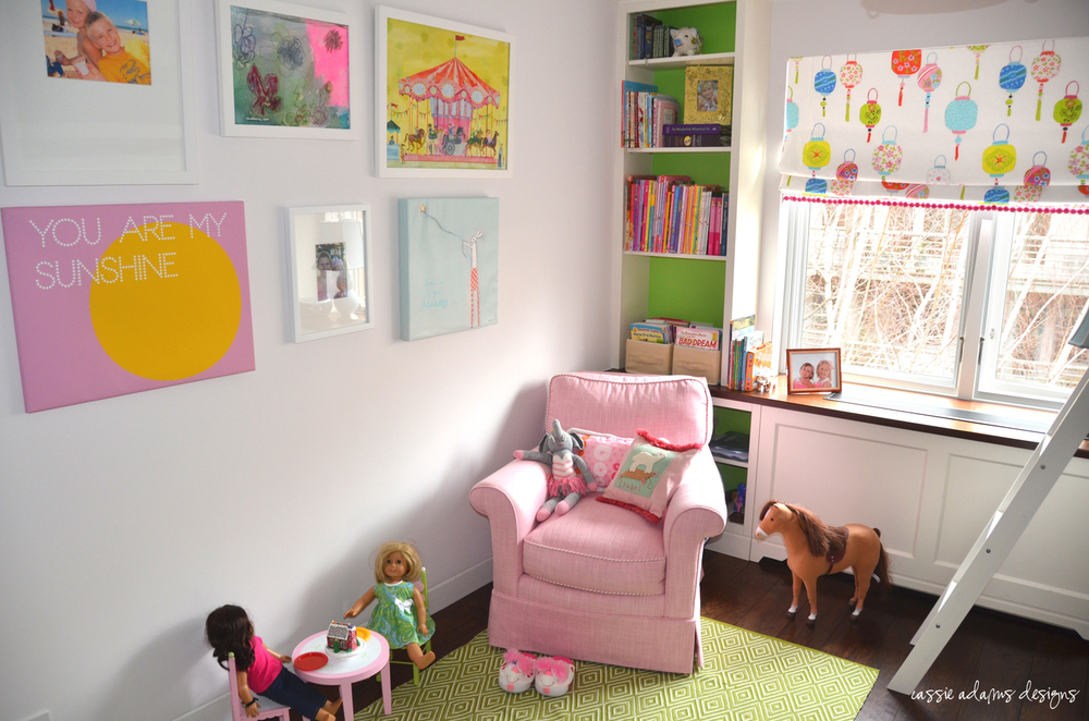 manhattan girl's room