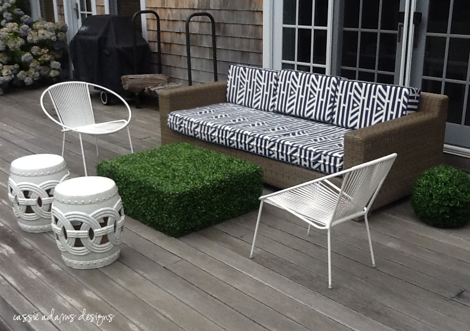 hamptons sun deck