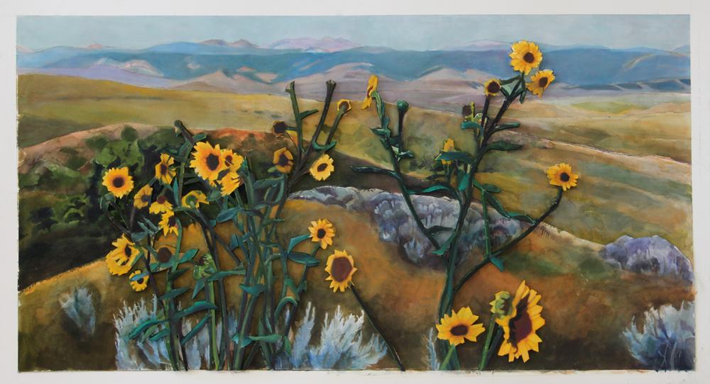Wyoming Landscape III