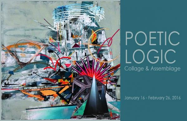 Poetic Logic: Collage and Assemblage