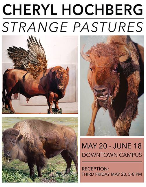 Strange Pastures