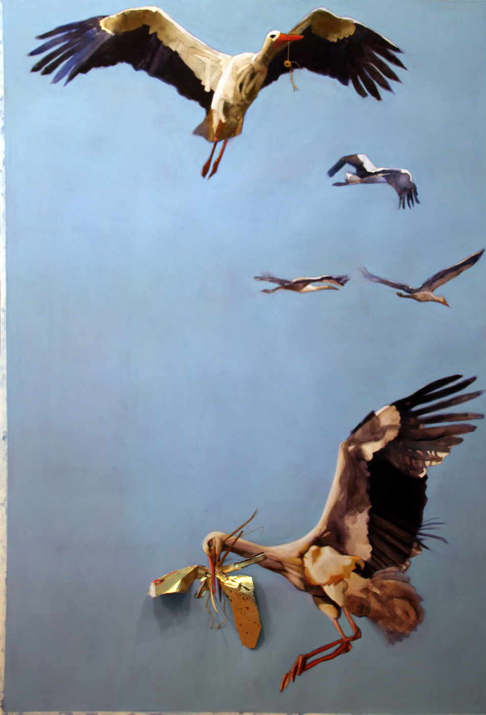 The Storks Come Home to Roost, Panel 9