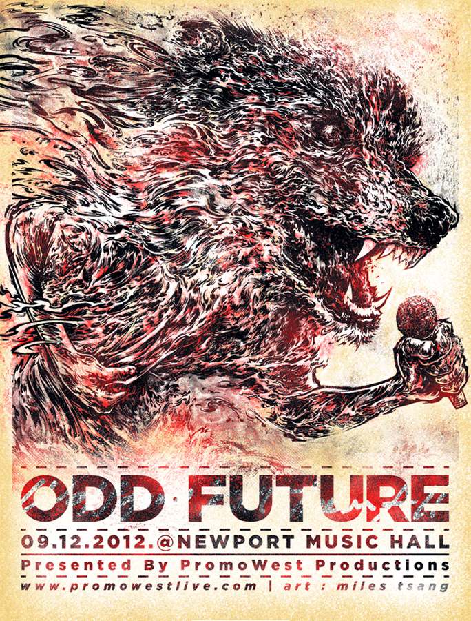 Silkscreen | Odd Future | 06