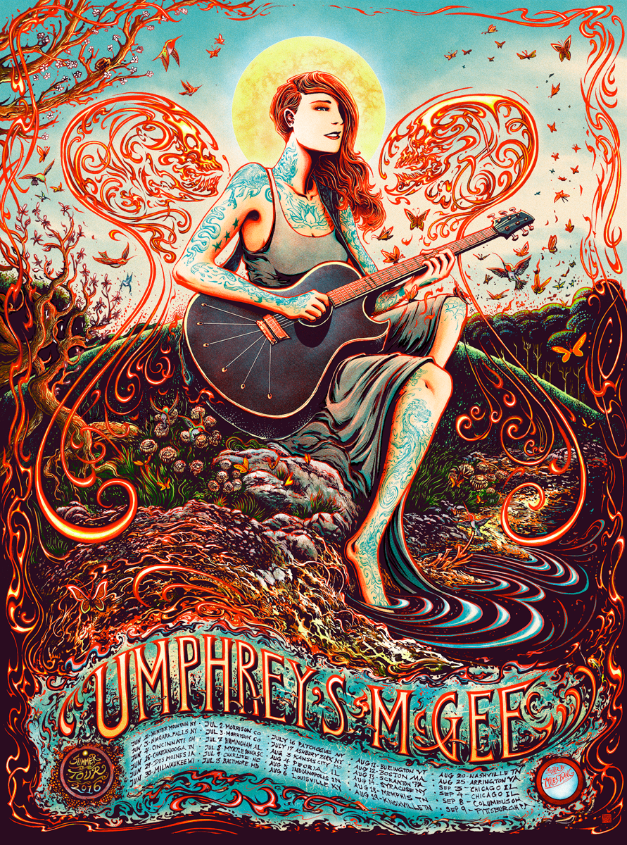 Miles_Tsang-Umphrey's McGee_Gigposter-Summer_Tour_2016-35.png