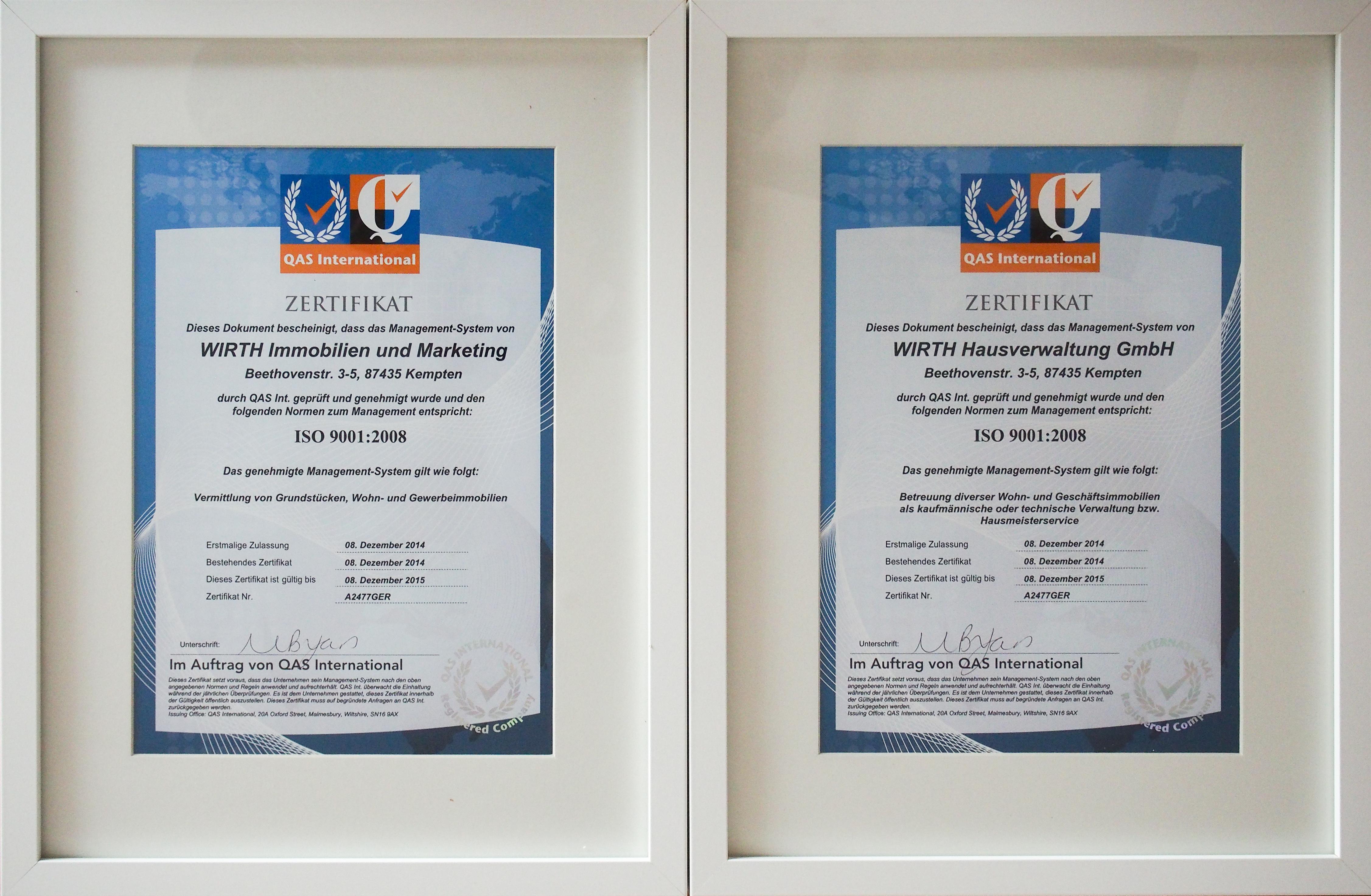 ISO_Zertifizierung