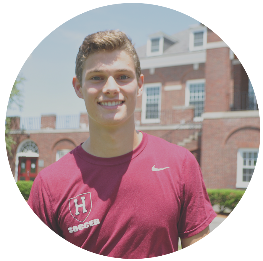 Rising Harvard sophomore Justin Crichlow shared his experience as a NCAA Division 1 athlete and balancing school throughout his first year of college.