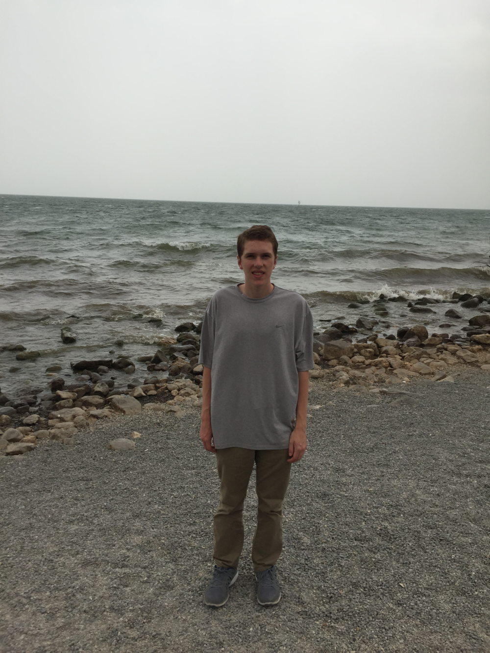 Joseph at the Sea of Galilee