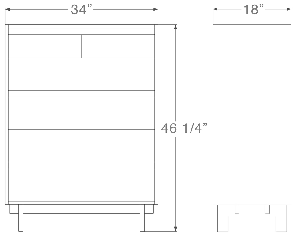 "Ada Dresser - 6 drawer   46                  Normal   0           false   false   false     EN-US   JA   X-NONE                                                                                                                                                                                                                                                                                                                                                                       /* Style Definitions */ table.MsoNormalTable {mso-style-name:""Table Normal""; mso-tstyle-rowband-size:0; mso-tstyle-colband-size:0; mso-style-noshow:yes; mso-style-priority:99; mso-style-parent:""""; mso-padding-alt:0in 5.4pt 0in 5.4pt; mso-para-margin:0in; mso-para-margin-bottom:.0001pt; mso-pagination:widow-orphan; font-size:12.0pt; font-family:Cambria; mso-ascii-font-family:Cambria; mso-ascii-theme-font:minor-latin; mso-hansi-font-family:Cambria; mso-hansi-theme-font:minor-latin;}     ¼   "" high x 34"" wide x 18  "" deep   $1,940  .00"