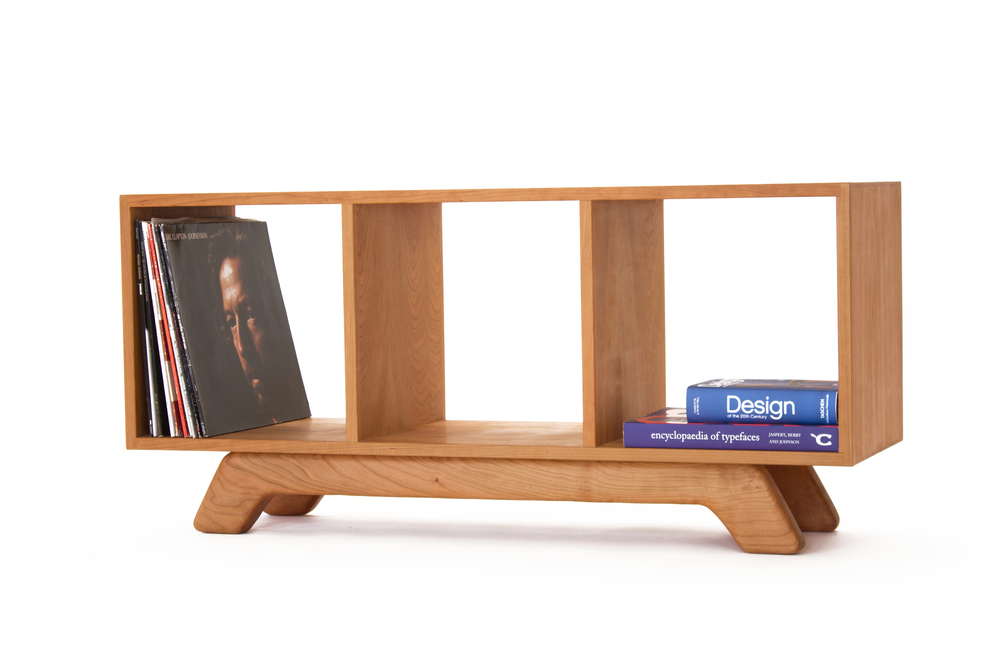 Maud Shelf in cherry