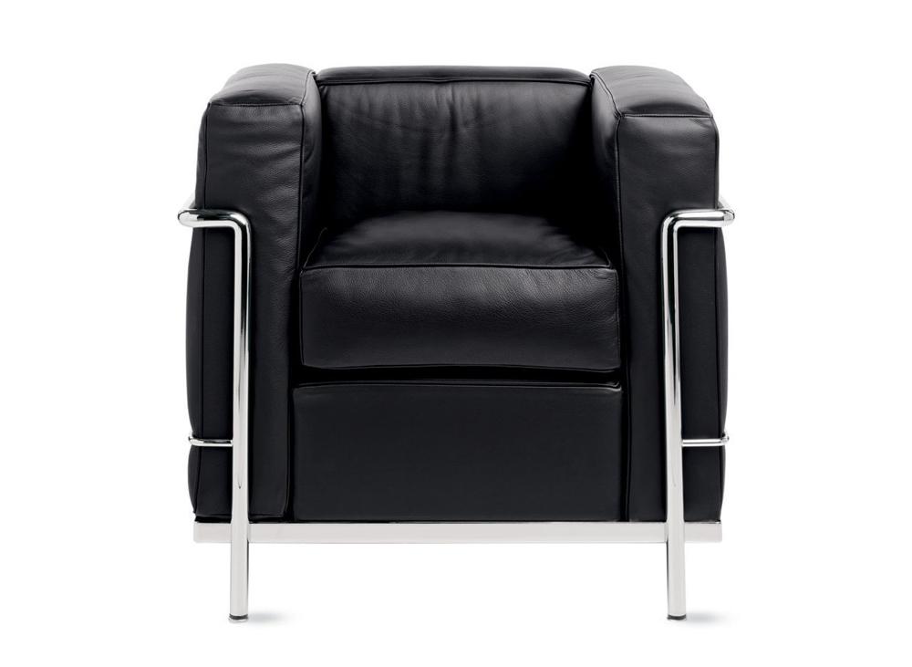LC2 Petit Modele Armchair (1928) by Le Corbusier