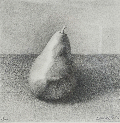 Graphite Drawing, Candace Cade