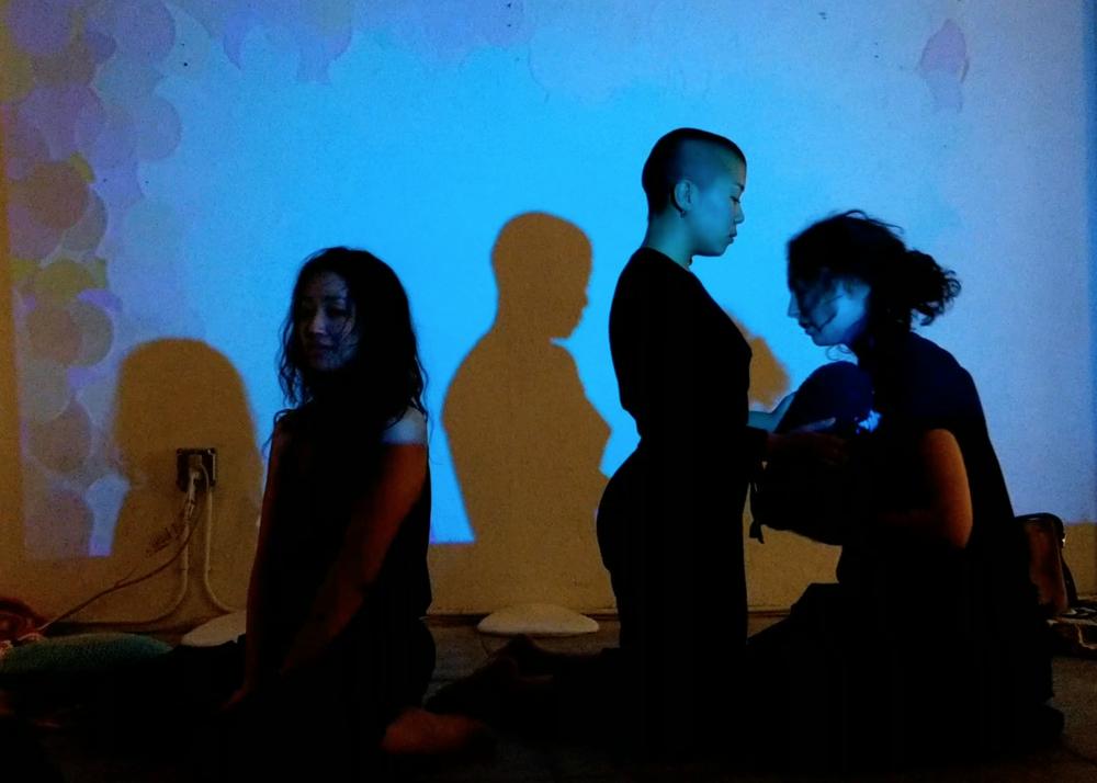 Performers: Geneva West, Akari Takahashi, Natalie Mik