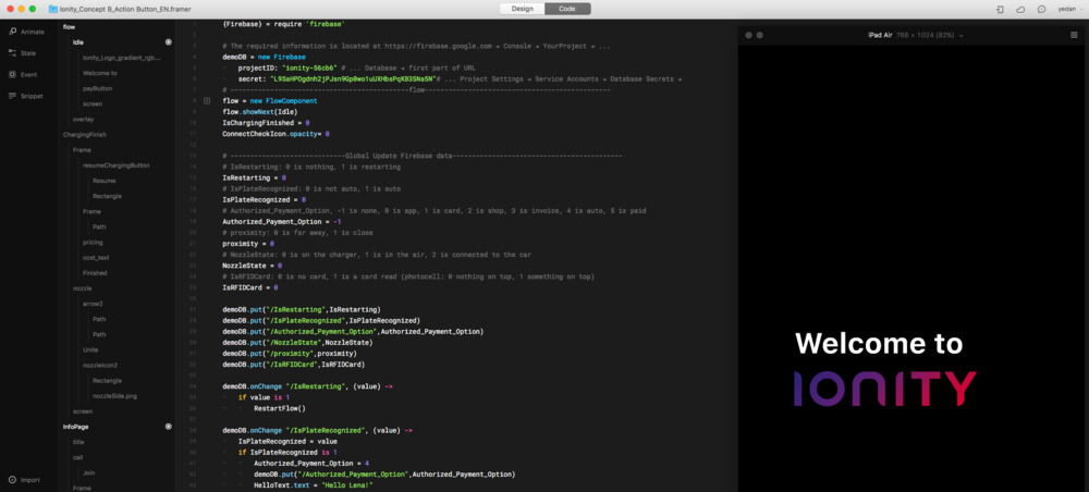 Code Mode -