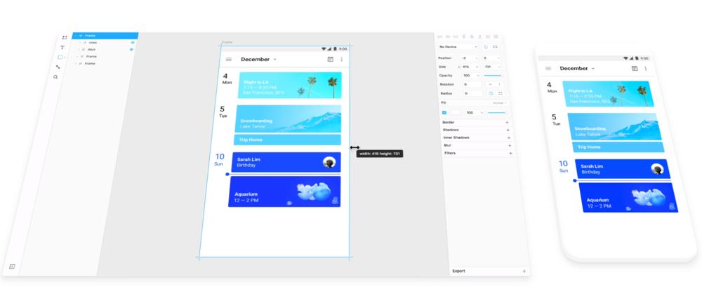 Design Mode -