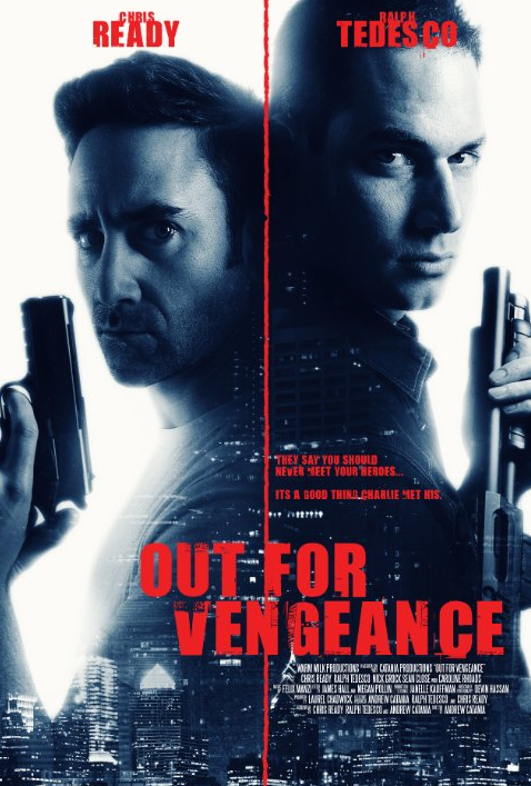 "OUT FOR VENGEANCE at the LA Comedy Fest  ""Out for Vengeance"" won an award at the LA Comedy Fest in 2014! Montana has a small supporting role in this short film, opposite Ralph Tedesco."