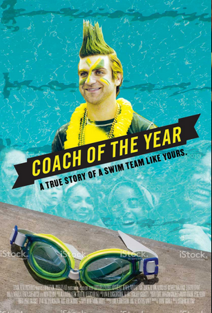 "COACH OF THE YEAR - Family Comedy  ""Coach of the Year"" is a family comedy feature starring Harris Doran, Melissa Archer, Hunter Gomez, Paten Hughes, and Montana Marks. It was directed by David Stott and shot in Richmond, VA. The Richmond premiere is July 21st! NYC and LA dates soon to be announced. Visit coachoftheyearfilm.com for more details and updates!"