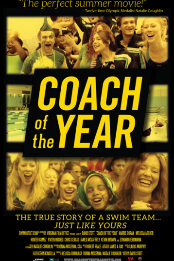 COACH OF THE YEAR PREMIERE  'Coach of the Year' has been released! It's not out yet for the public, but small screenings are taking place! Thursday Sept. 17th is the Doylestown, PA premiere, also my HOMETOWN!!! WOO!!!! It will be screened at Barn Plaza Regal 14! Click  here  for tickets!!
