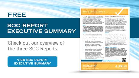 SOC Report Executive Summary CTA