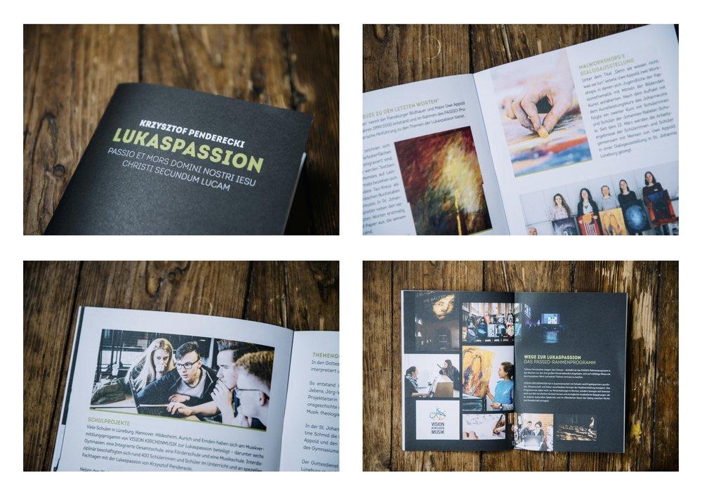 Einen Monat war ich für das PASSIO-Projekt in ganz Niedersachsen unterwegs, um Kunstaktionen, Schulprojekte & Werkeinführungen fotografisch zu begleiten.
