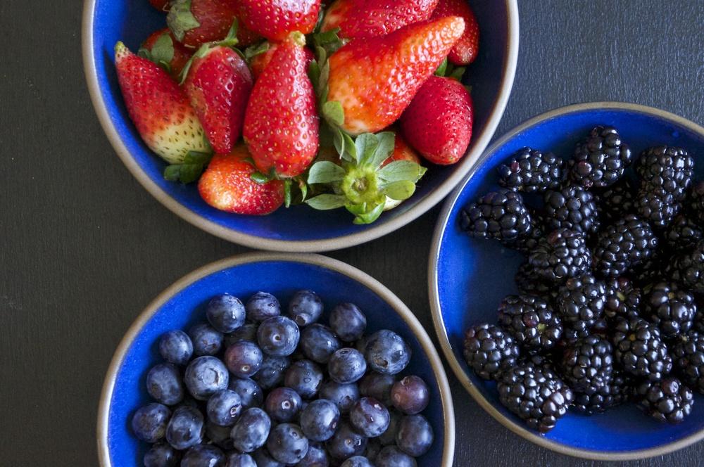 Berry assortment