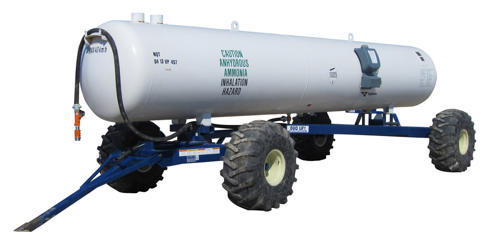 2400 GALLON DELIVERY UNIT