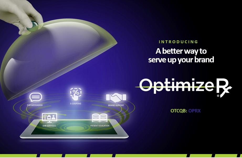 Copy of OptimizeRx (OTCQB:OPRX)