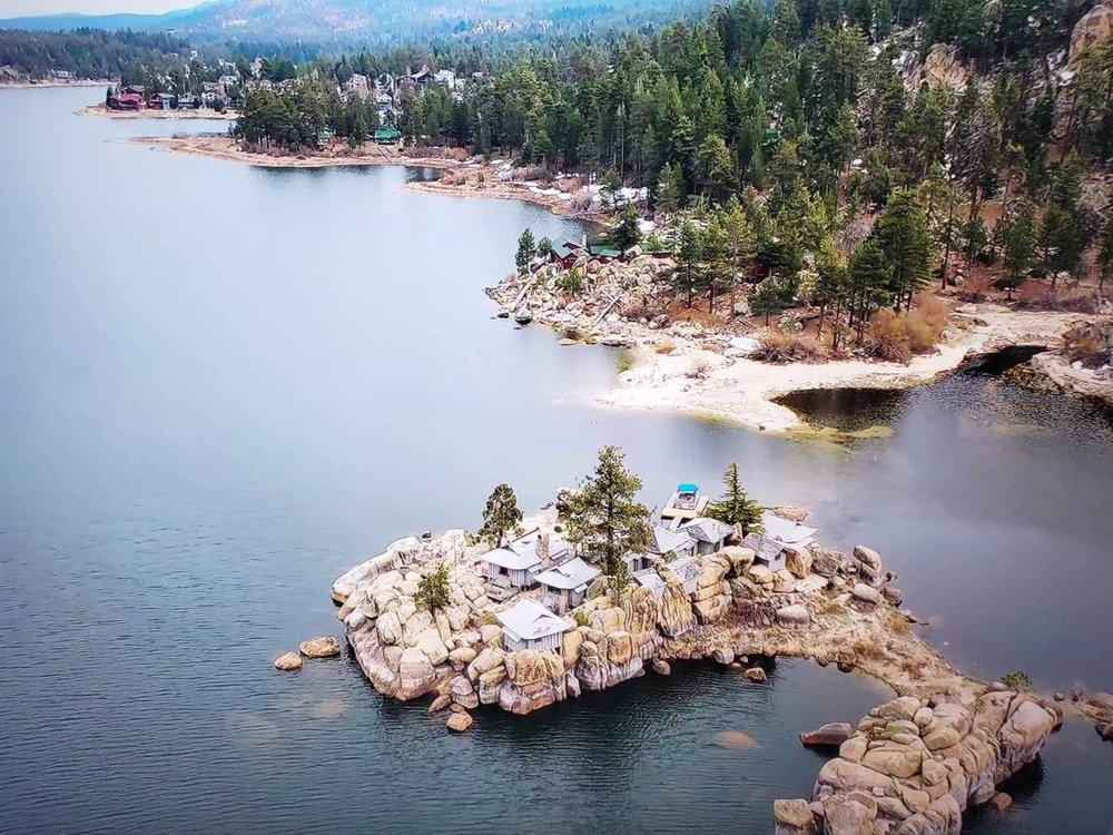 Treasure Island - April 2019