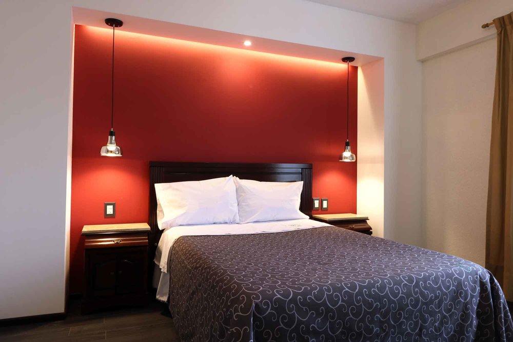 hotel palacio Toluca precios