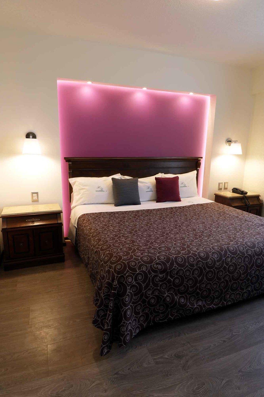hoteles de paso en Toluca