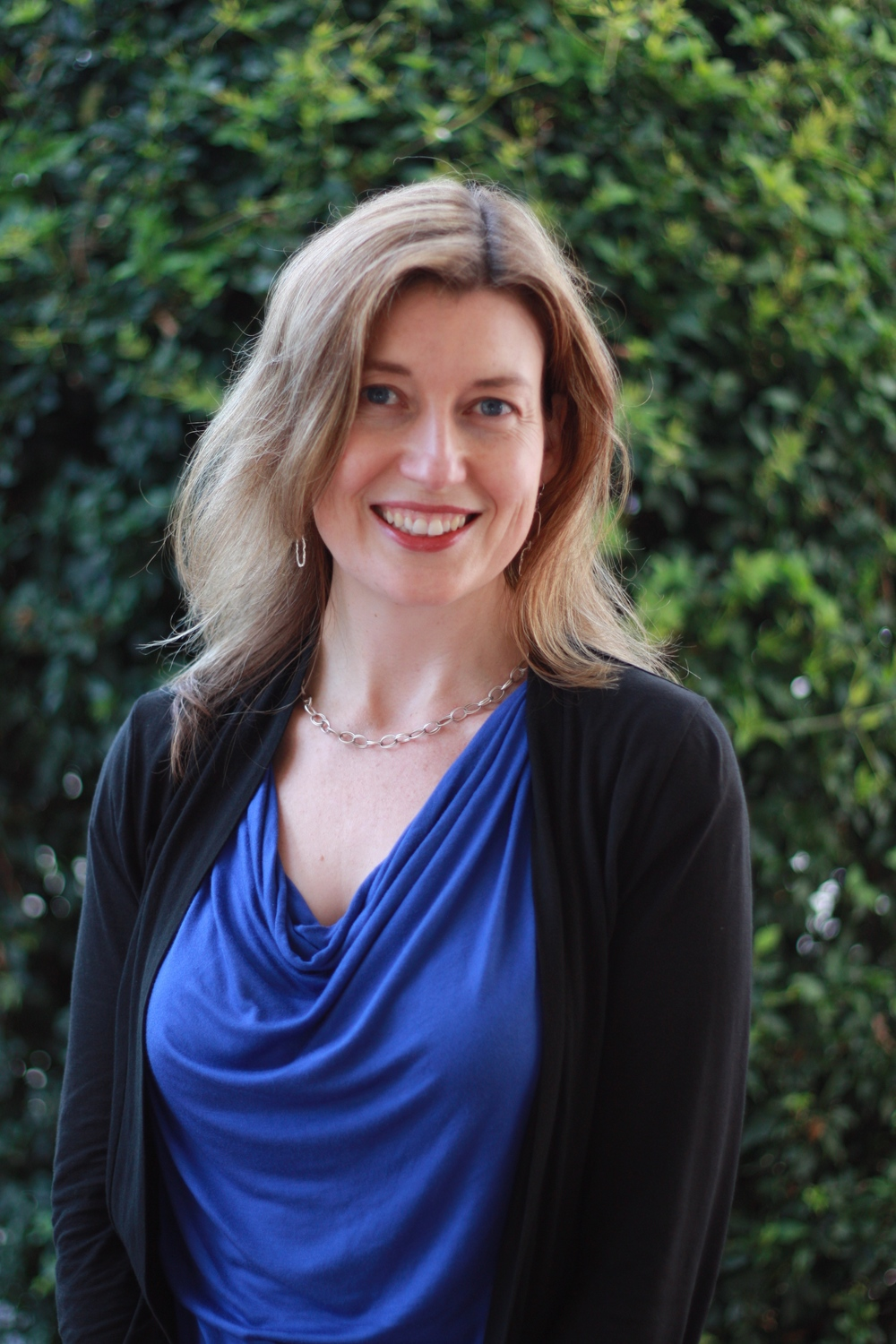 Kate Corcoran, Ph.D. Founding Partner