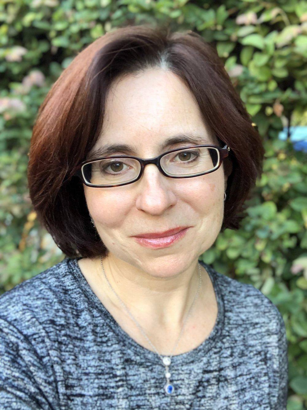 Melissa Tamas, Ph.D. Los Altos