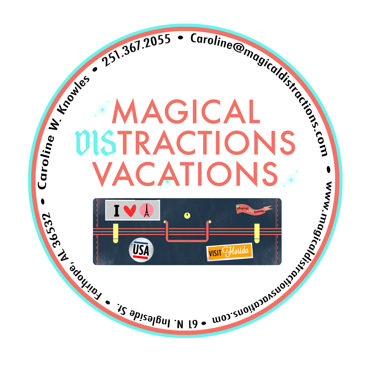 Magical DIStractions Vacations