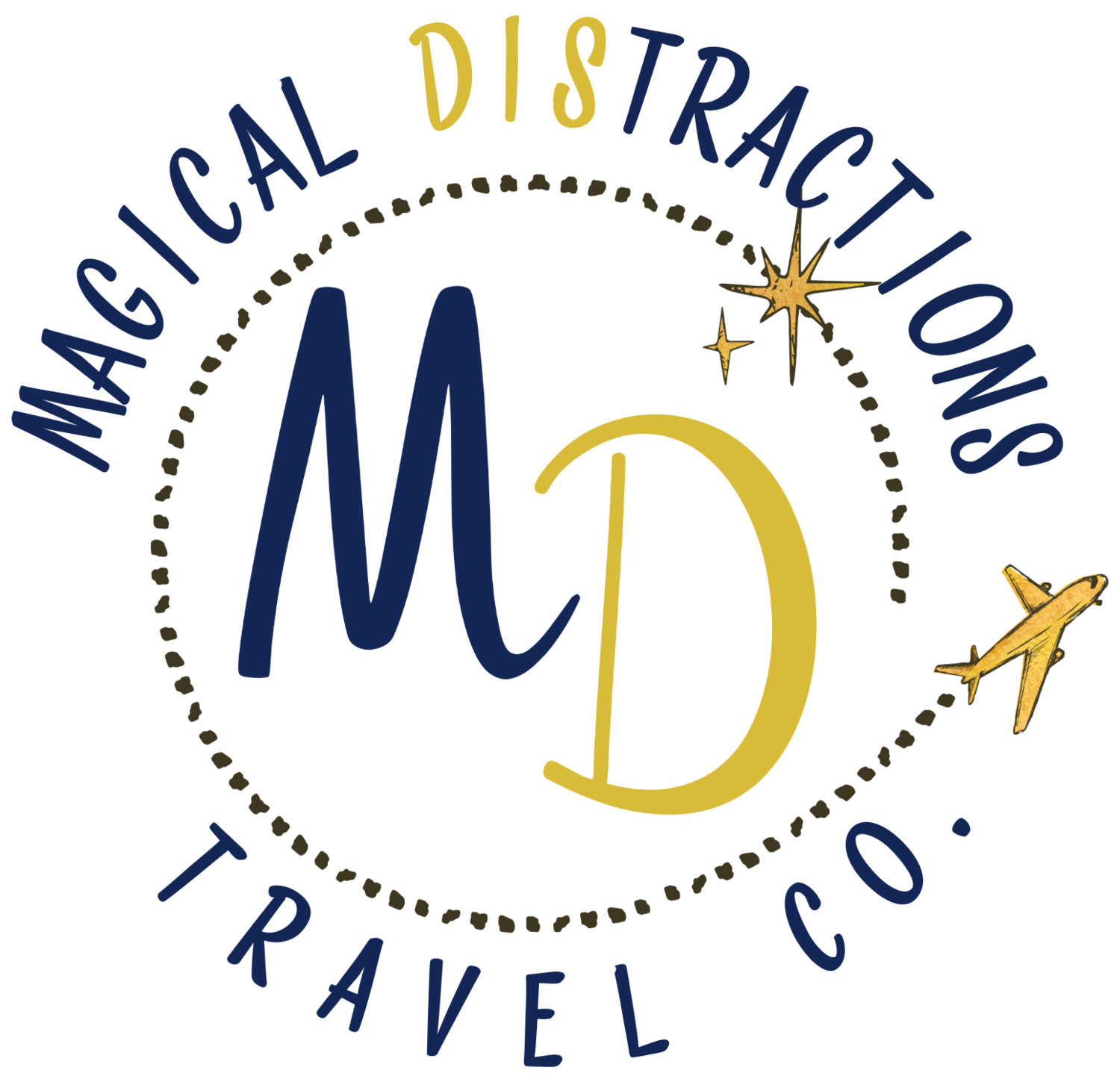 Magical DIStractions Travel Co.