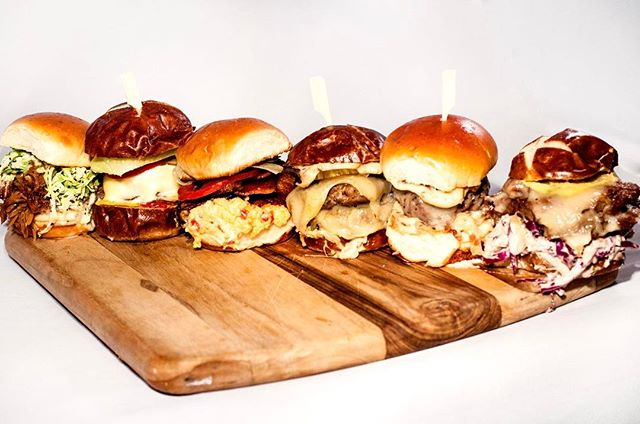 All Sliders 1/2 price from 4-6pm Daily! . @shoplocalraleigh @trianglefoodadventures @eater @eatraleigh @downtownraleighalliance @visitnc @visitraleigh @wraloutandabout @downtownraleigh @linkglenwoodsouth @glenwood_south #moreraleigh #sliders #happyhour #jmrkitchens #foodbeast #foodie #foodporn #get