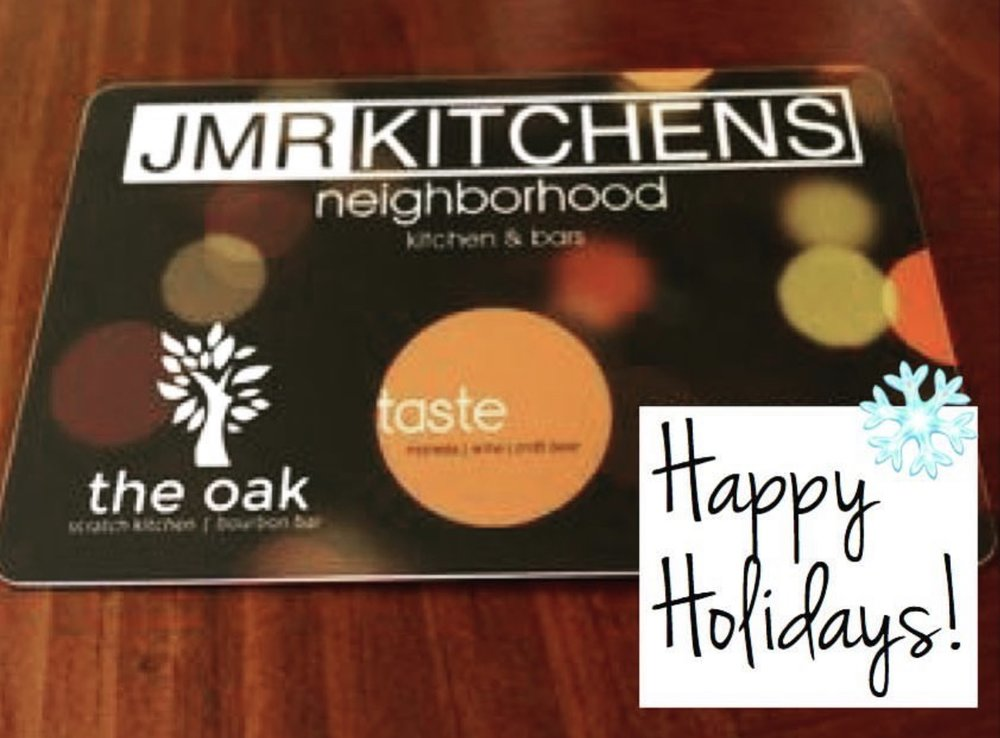 raleigh restaurant gift cards