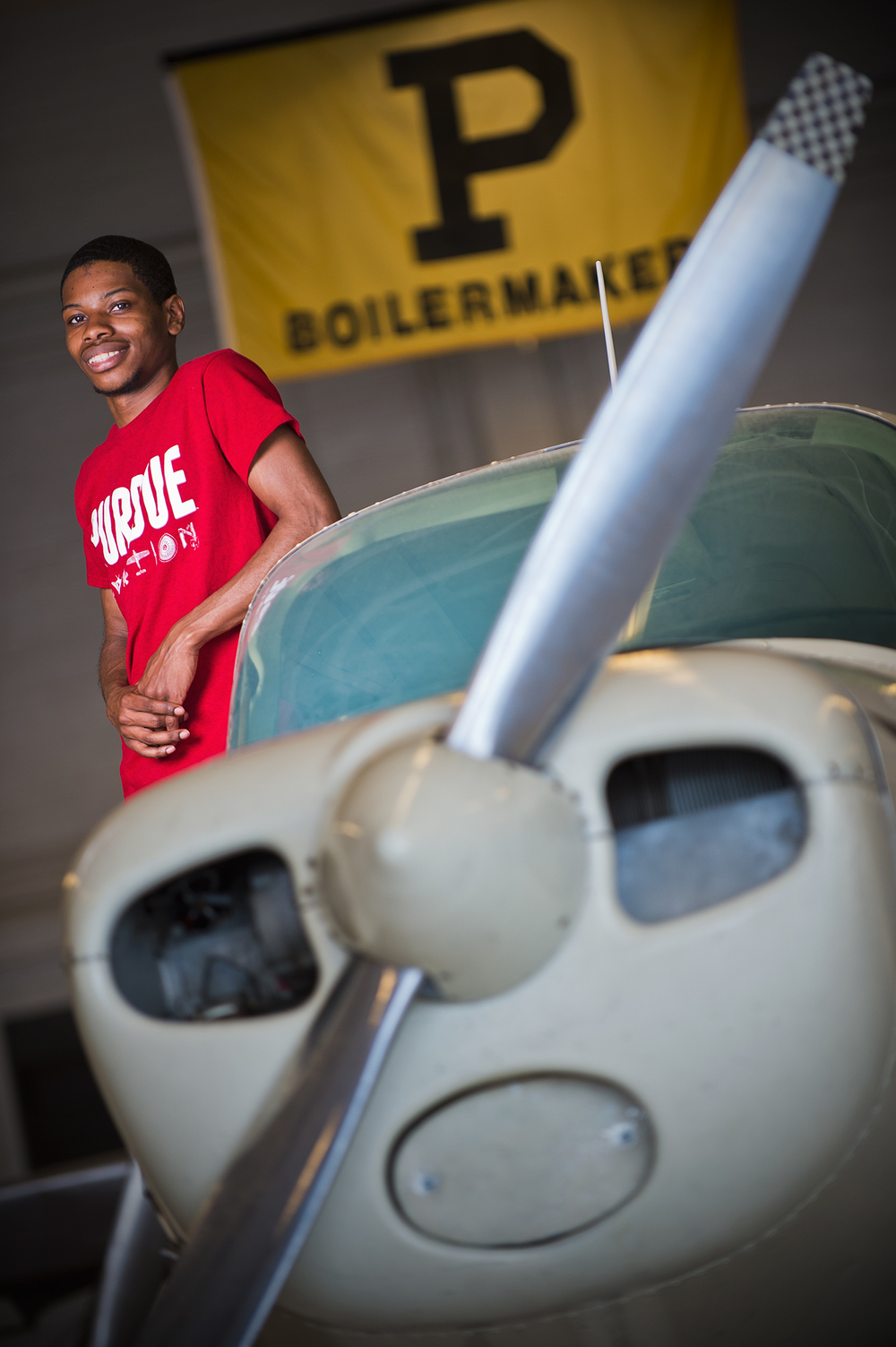 Client: Purdue College of Aviation Technology.