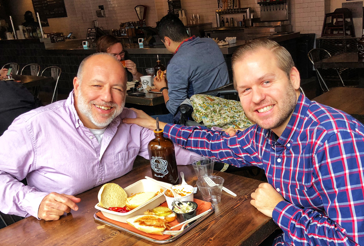 Jimmy Carbone and NYC BBQ's Sean Ludwig sit down to chat about the future of BBQ events in New York.