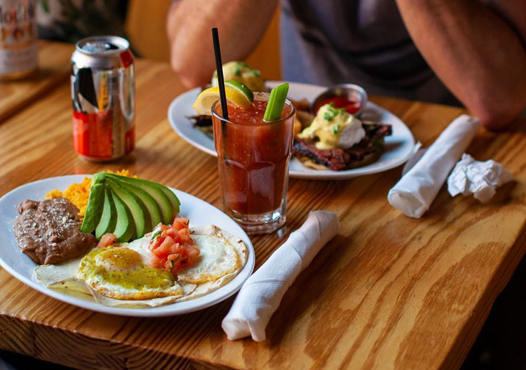 Hamilton Pork in Jersey City has a brunch that is worth a visit.
