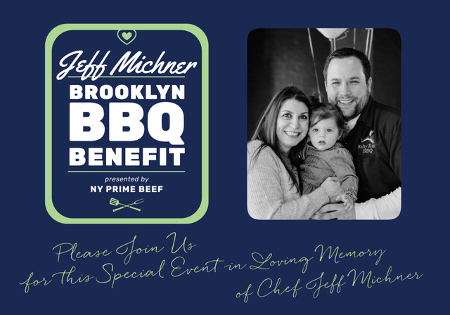 The benefit to raise money for Jeff Michner's family is a must-attend BBQ event.